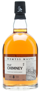 Wemyss Malts Scotch Peat Chimney 8 Year 750ml
